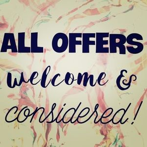 Other - 🎀ALL OFFERS WELCOME🎀